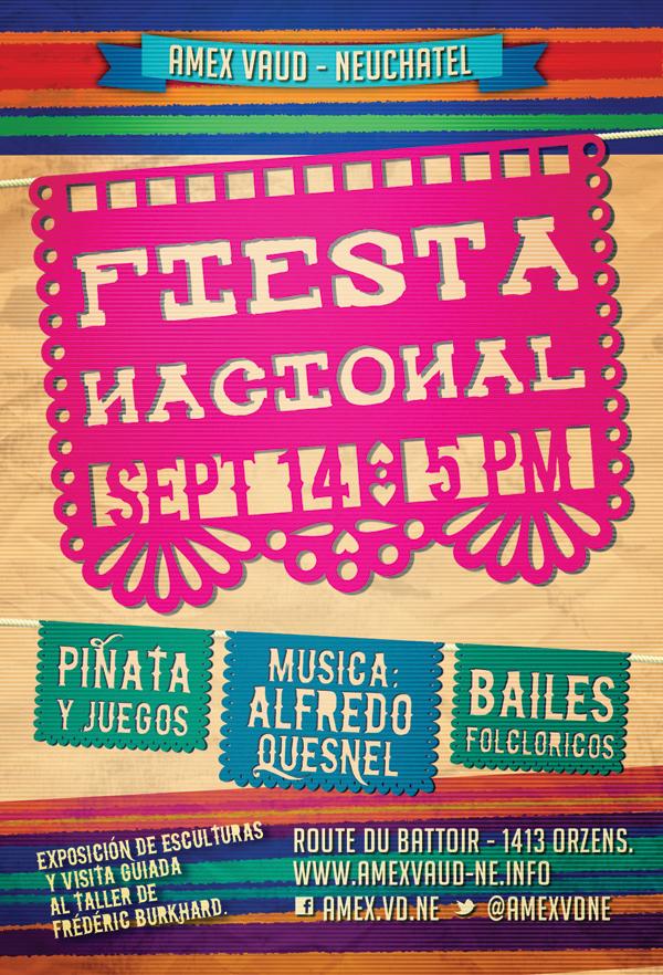 Fiesta Mexicana AMEX VD-NE