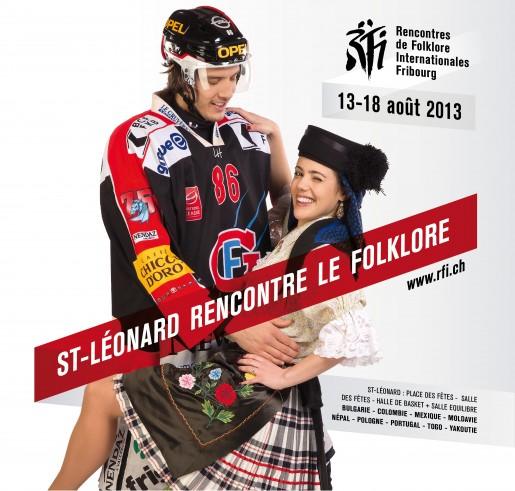 Encuentros Internacionales de Danza - Fribourg, Suiza.