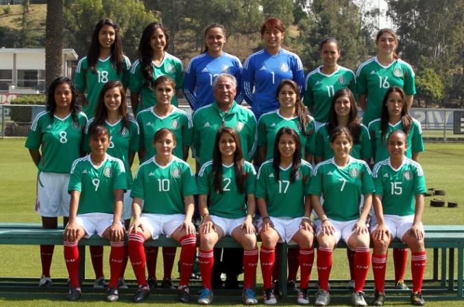 Selección Mexicana de Fútbol Femenil participa en Copa del Mundo de Valais, Suiza. Septiembre 22-25, 2013