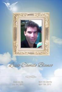 QEPD Lucio Camilo